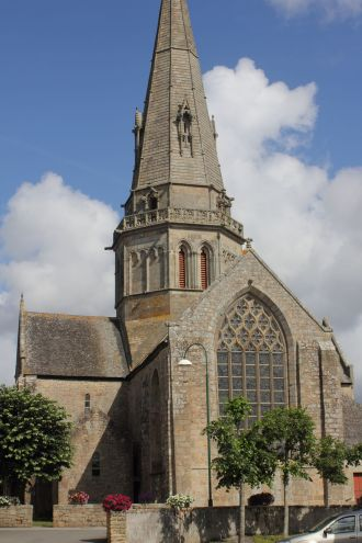 Église de Merlevenez